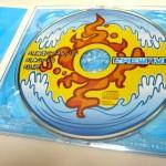 CD盤面デザイン