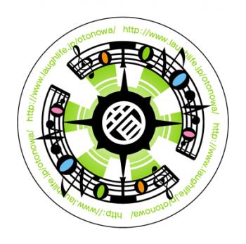 音符ロゴデザイン